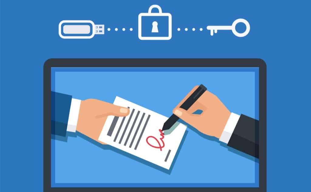 Проверка электронной подписи